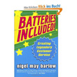 Batteries Included! Creating Legendary Service